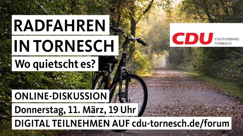 Forum Radfahren in Tornesch - Wo quietscht es?