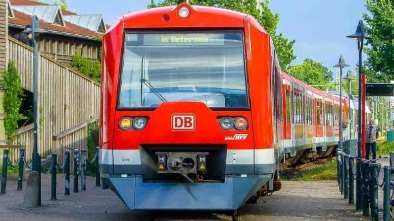 Beispiel Bahnverkehr Tornesch Uetersen