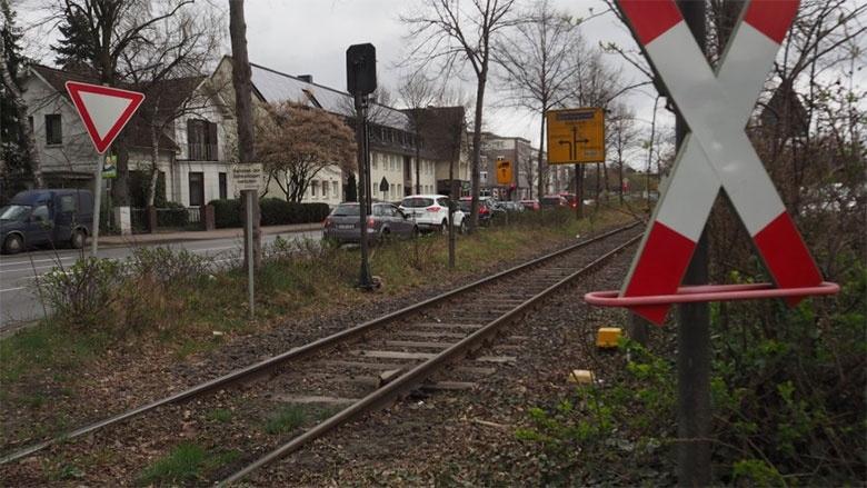 Eisenbahn Tornesch-Uetersen